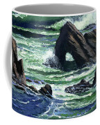View From The Bluffs Coffee Mug