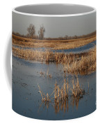 View From The Duck Blind Coffee Mug