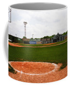 View From The Dugout Coffee Mug