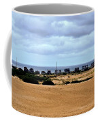 View From The Dunes Coffee Mug
