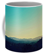 View From The Edge Coffee Mug