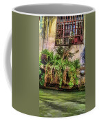 View From The Grand Canal China Coffee Mug