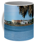 View From The Palms Coffee Mug