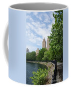 View From The Park West Side Coffee Mug