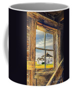 View From The Stable Coffee Mug