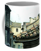 View From The Top Coffee Mug by Barbara Jewell