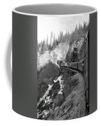 View From The Train Coffee Mug