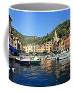 view in Portofino Coffee Mug