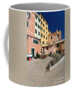 view in Sori Italy Coffee Mug