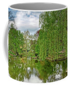 View Of A Botanical Garden, Krakow Coffee Mug