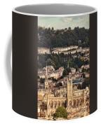 View Of Bath England Coffee Mug