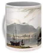 View Of Caenarvon Castle From Anglesea Coffee Mug