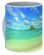 View Of Chinaman's Hat Coffee Mug