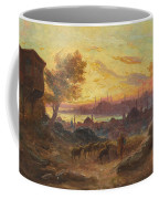 View Of Constantinople Coffee Mug