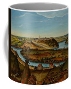 View Of Fort Snelling Coffee Mug by Edward K Thomas