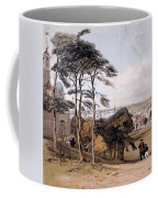 View Of London From Greenwich Park, 1842 Coffee Mug