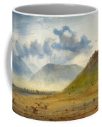 View Of Marathon Coffee Mug