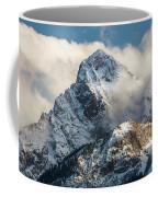 View Of Mount Sneffels And San Juan Coffee Mug