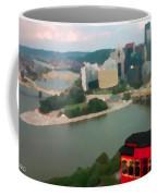 View Of Pittsburgh From Mt. Washington Coffee Mug