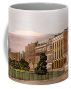 View Of Portman Square, North Side, 1816 Coffee Mug