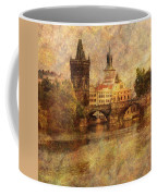 View Of Prague Coffee Mug