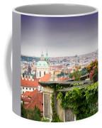 View Of Prague Coffee Mug
