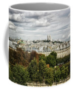 View Of Sacre Coeur From The Musee D'orsay Coffee Mug