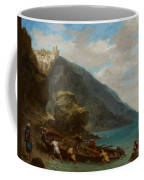 View Of Tangier From The Seashore Coffee Mug
