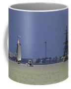 Windward View Of The Battery Coffee Mug