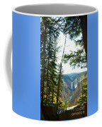 View Of The Canyon Coffee Mug
