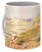 View Of The Island Of Rhodes Coffee Mug