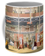 View Of The Italy Section Of The Great Coffee Mug