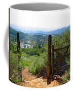 View Of The Ojai Valley Coffee Mug