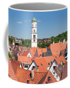 View Of The Old Town With St. Martins Coffee Mug