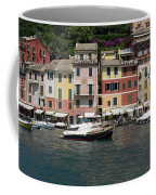 View Of The Portofino, Liguria, Italy Coffee Mug