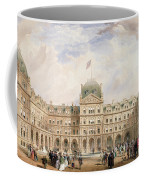 View Of The Quadrangle Of The New Coffee Mug