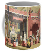 View Of The Sweden, Norway And Denmark Coffee Mug