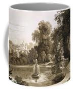 View Of The Temple Of Suryah Coffee Mug