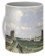 View Of The Trekvliet Canal Near The Coffee Mug