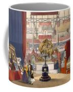 View Of The Zollyverein Musical Coffee Mug