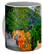 View Of Train Tunnel Coffee Mug