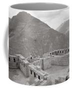 Landscape Of Pisac Coffee Mug