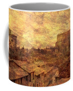 View Over Siena And San Domenico Coffee Mug
