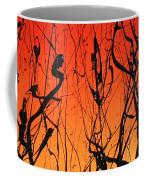 View Through The Tall Grass Coffee Mug