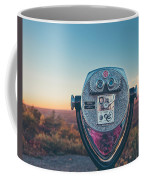 Views Await Coffee Mug by Emily Kay