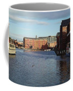 Views From Historic Gloucester Docks 2 Coffee Mug