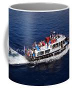 Views From Santorinia Greece Coffee Mug