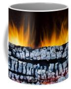 Views From The Fireplace Coffee Mug