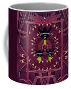 Vikings  And Leather Pop Art Coffee Mug