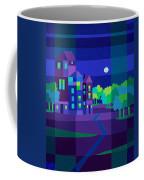 Villa Night Coffee Mug